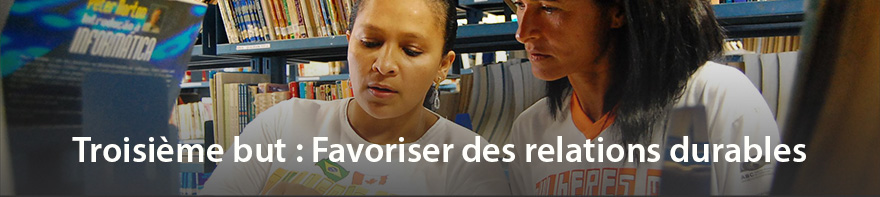 Favoriser des relations durables