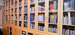 Towards a more peaceful world - Inauguration of a Library on the Shoah in Montevideo