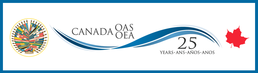 Canada-OAS: 25 Years