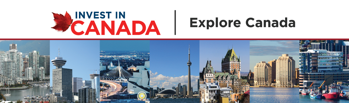 Explore Canada, a land of many business opportunities.
