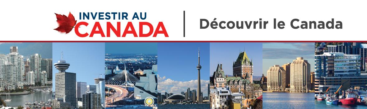 Découvrir le Canada, un pays aux mille et une possibilités d'affaires.