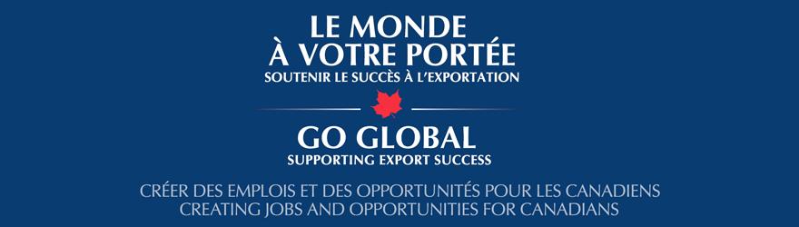 Le monde à votre portée : sourtenir le succès à l'exportation