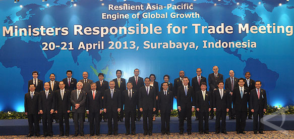 Minister Fast Attends APEC Trade Ministers Meeting