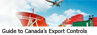 Guide to Canada's Export Controls