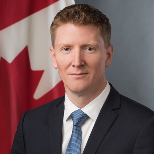 Jason Tolland, Ambassador of Canada to Finland