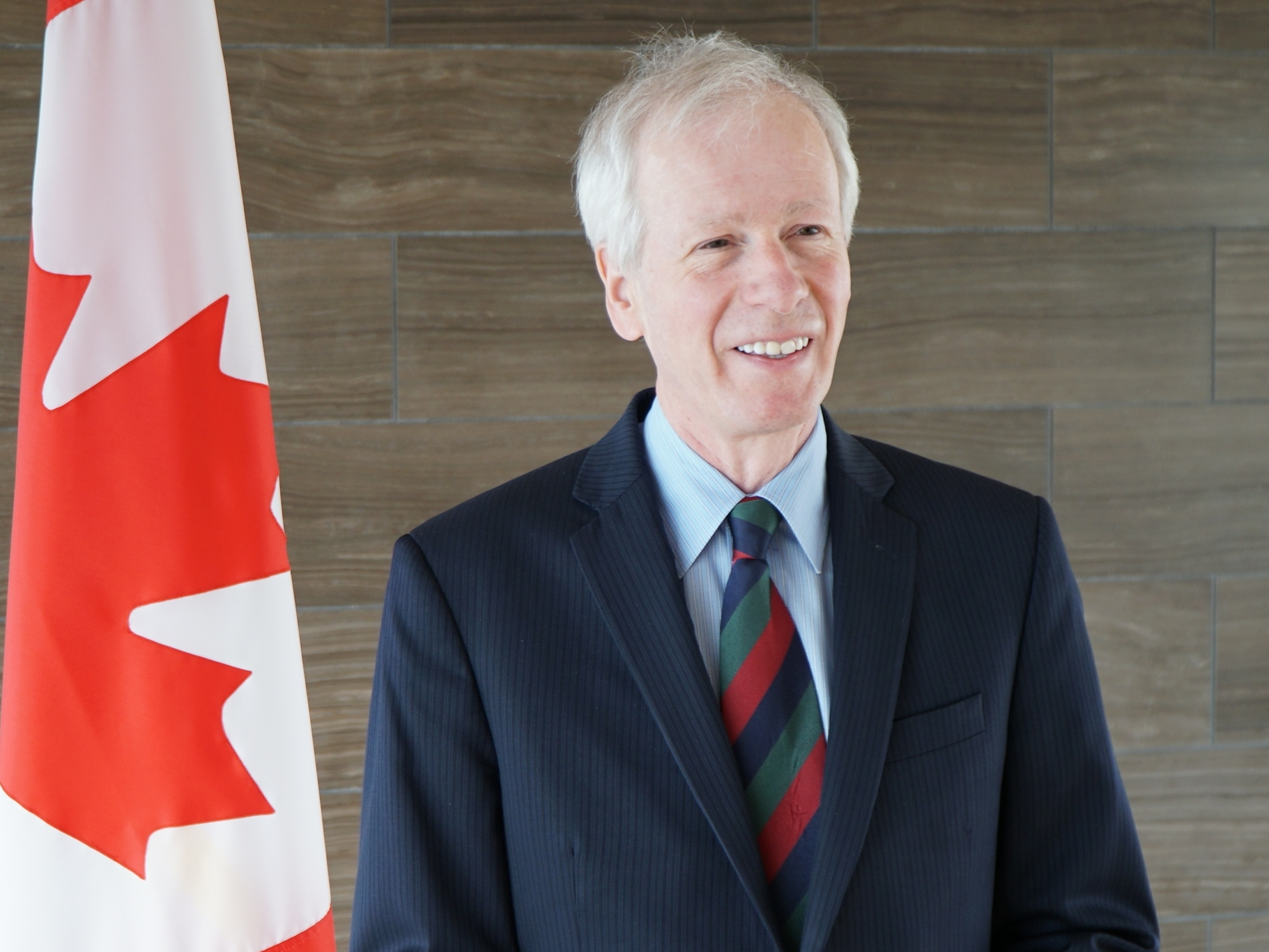 The Honourable Stéphane Dion, Ambassador-designate to Germany and Special Envoy to the European Union and Europe