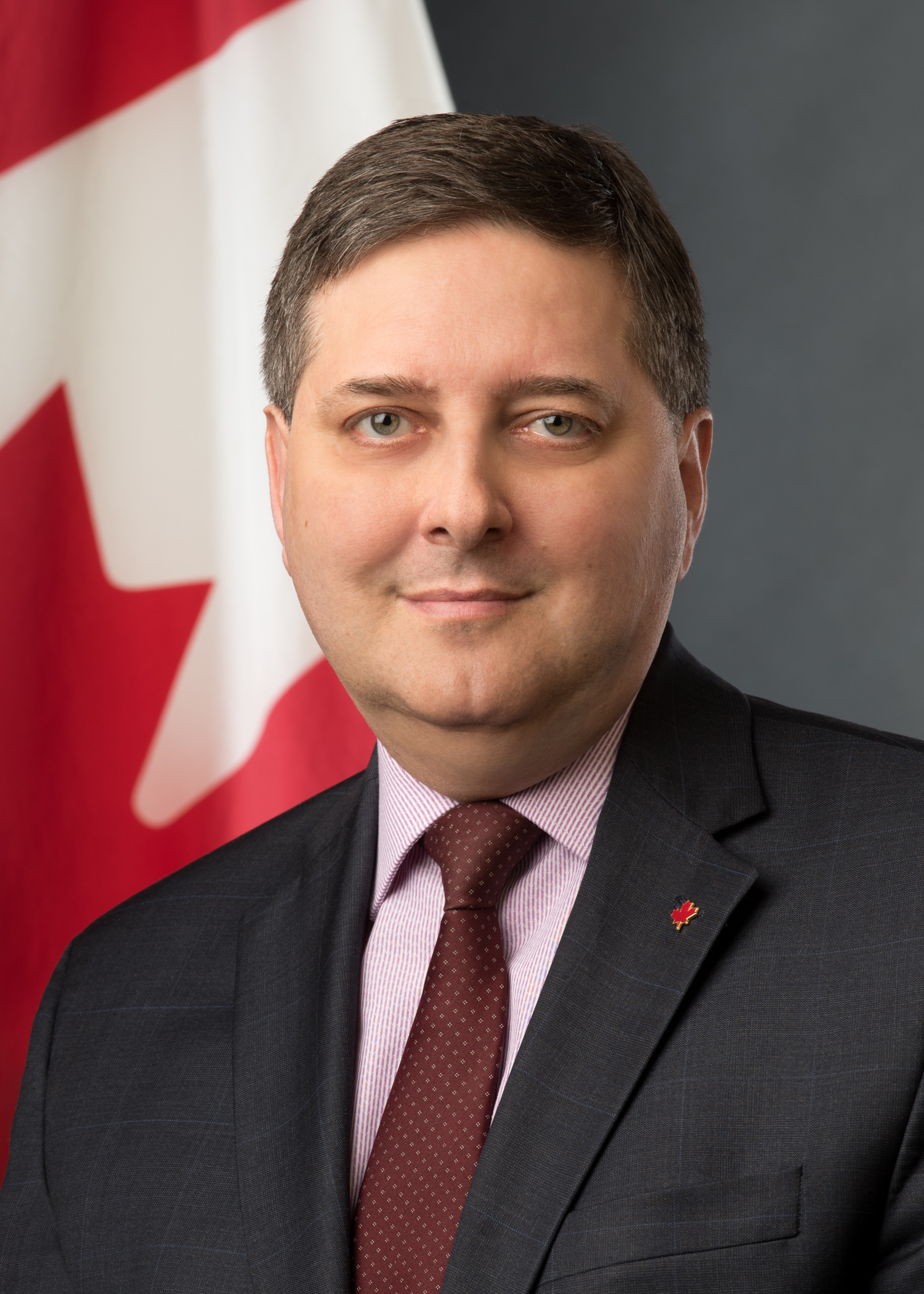 Ariel Delouya, Consul General of Canada in Minneapolis, United States