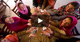International Development Week Video - Tracey Evans