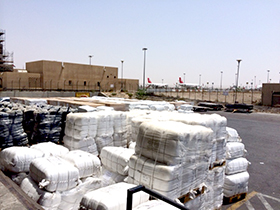 Canada Deploys Emergency Relief Supplies to Iraq
