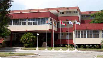 Cuba's national centre for industrial certification.