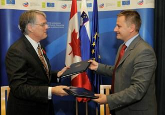 Agreement with Slovenia
