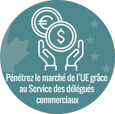 Pénétrez le marché de l'UE grâce au Service des délégués commerciaux