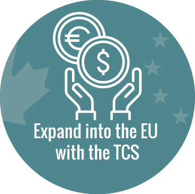Expand into the EU with the TCS
