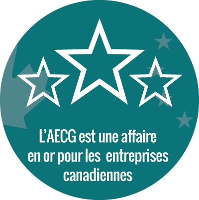L'AECG est une affaire en or pour les entreprises canadiennes