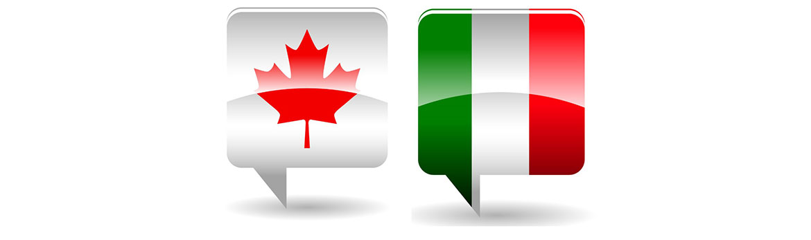 Canada Trade Mission to Italy