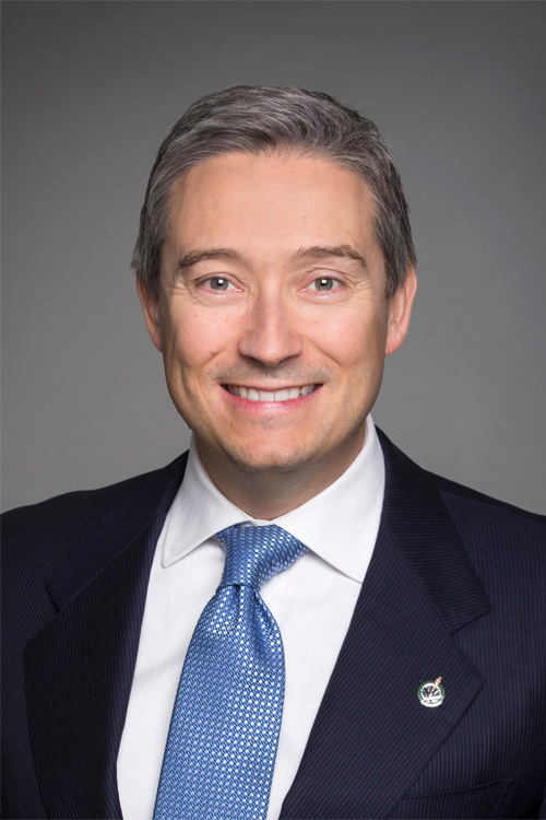 Photo of The Honourable François-Philippe Champagne MP