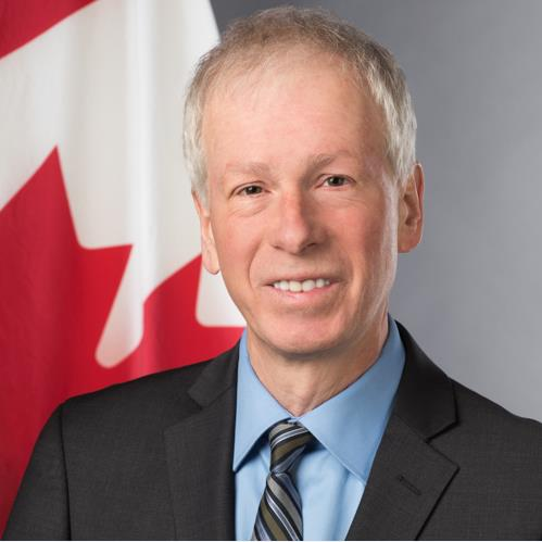 L'honorable Stéphane Dion