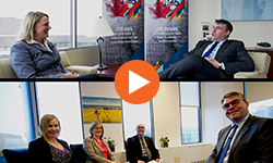 Jouer l'Épisode 31 : Entretien avec le Service des déléguées commerciaux : Ailish Campbell et le bureau régional du Canada atlantique