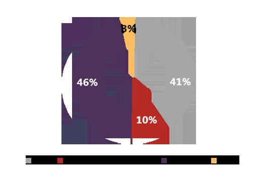 Breakdown of Interview Stakeholders: