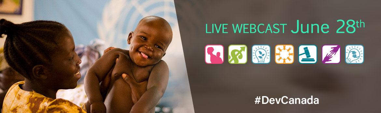 Live Webcasts, June 28
