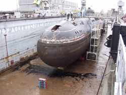 13 Victor Class submarines were dismantled and de-fuelled under Canada's program.
