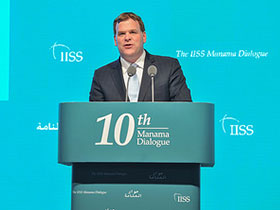 Baird Discusses Middle East Security Issues at Manama Dialogue