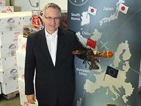 Minister Fast Applauds Export Win for Lobster Industry
