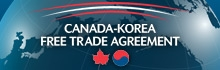 Canada-Korea Free Trade Agreement