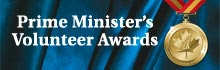 Prime Minister's Volunteer Awards