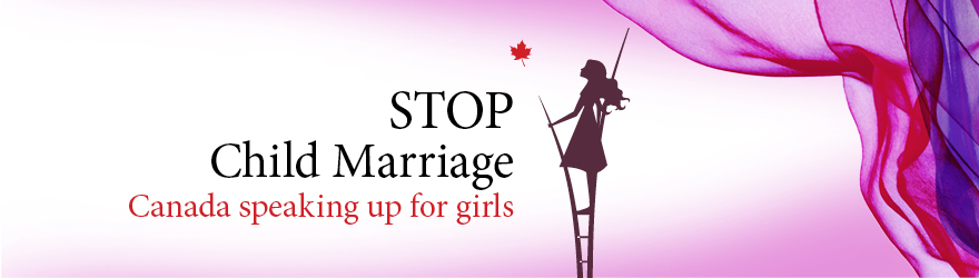 Together, we can end early, child and forced marriage