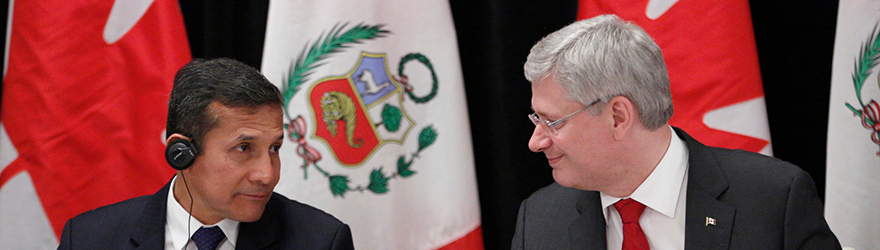 Canada-Peru Joint Statement