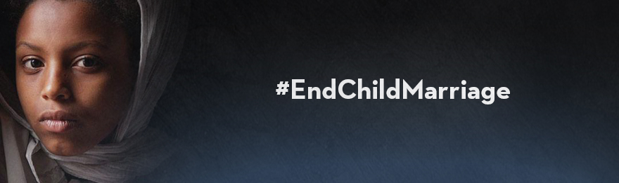 #EndChildMarriage