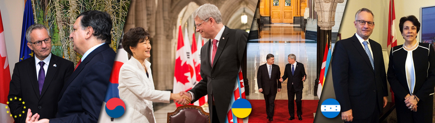 Harper Government Celebrates Most Successful Month for Trade and Investment in Canadian History