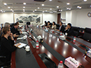2013-07-04 - Le ministre Baird rencontre un dirigeant de la China Investment Corporation
