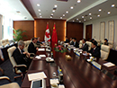 2013-07-04 - Baird Meets New Chinese Counterpart