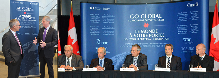'Go Global' Reaches 500-Participants Milestone with Export Workshop in Edmonton