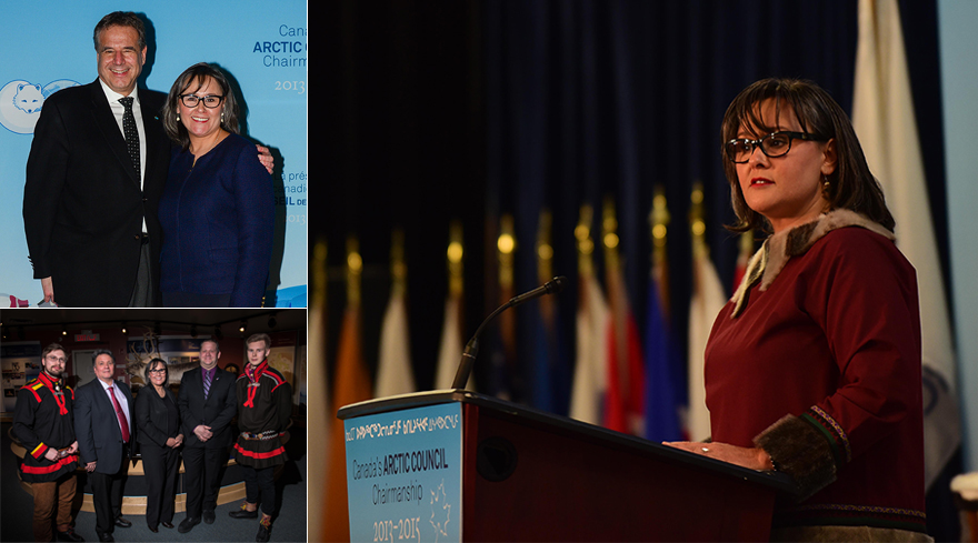 Minister Aglukkaq Wraps Up Circumpolar Mental Wellness Symposium