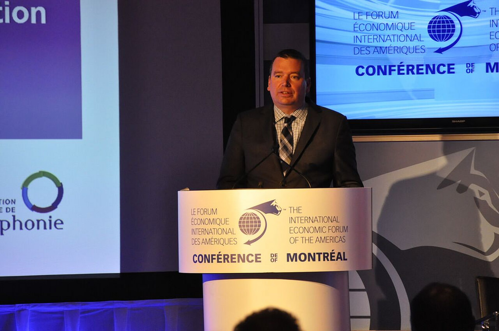 Minister Paradis Participates in Economic Strategy Forum for La Francophonie
