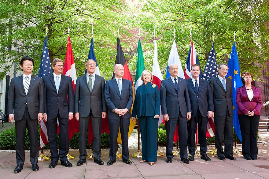 Minister Baird Represents Canada at G-8 Foreign Ministers' Meeting