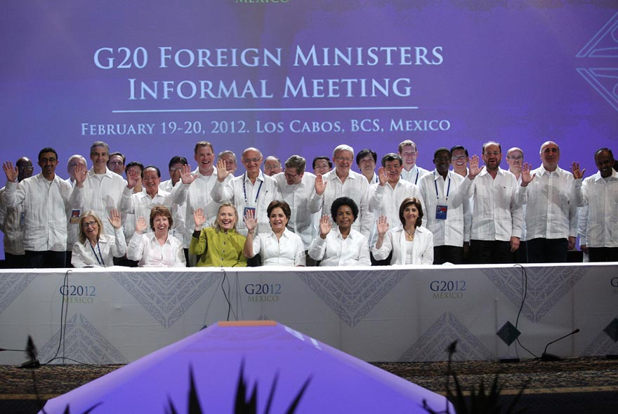 Minister Baird Participates in Informal Meeting of G-20 Foreign Affairs Ministers in Los Cabos, Mexico