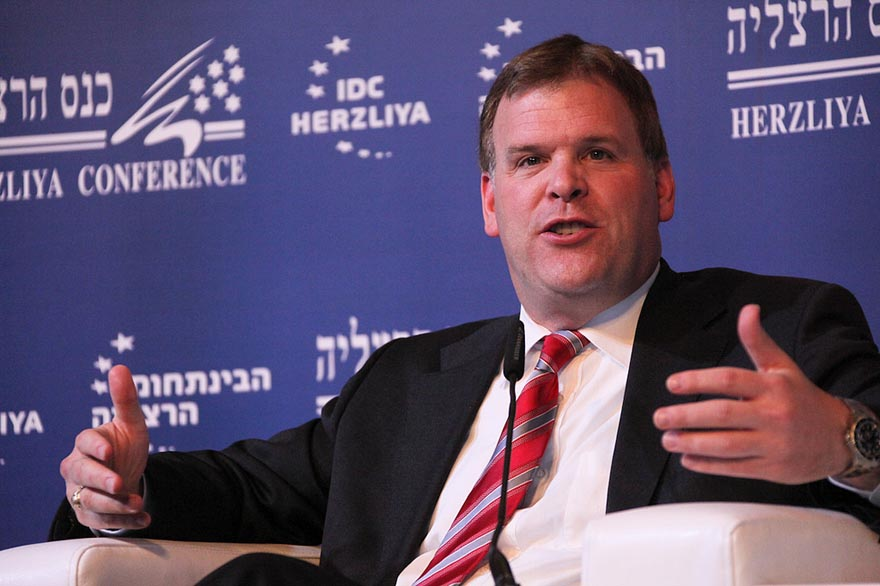 Minister Baird Participates in Foreign Ministers Panel Discussion at Herzliya Conference