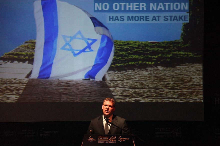 Minister Baird Addresses the Herzliya Conference