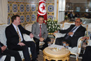 Baird Meets with Tunisian Prime Minister - Foreign Affairs Minister John Baird meets with Hamadi Jebali, Prime Minister of Tunisia. During their meeting, the two men discussed key economic and commercial files, including negotiations toward a foreign investment protection agreement.