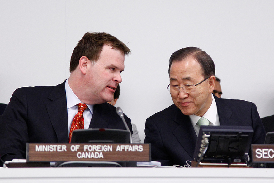 Baird Addresses United Nations in New York on Countering Terrorism