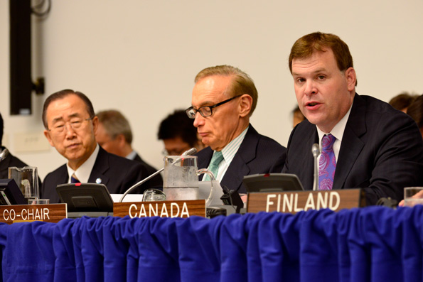 Baird Co-Hosts Meeting of Friends of Comprehensive Nuclear-Test-Ban Treaty