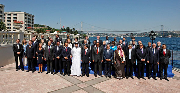 Minister Baird Attended Meeting of Contact Group on Libya in Istanbul, Turkey