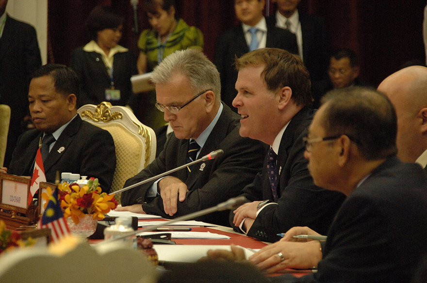 Baird Speaks At ASEAN-Canada Ministerial Meeting