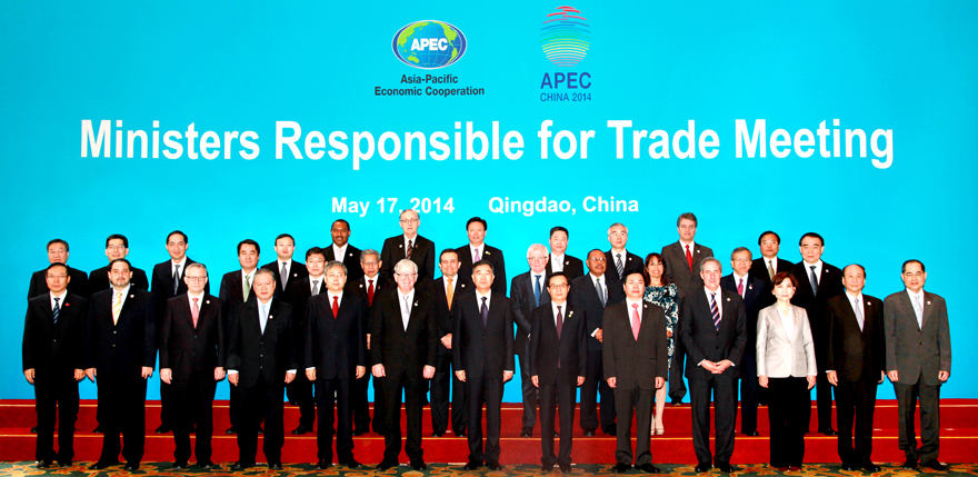 Minister Fast Meets with APEC Counterparts