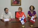 Canada-Panama Free Trade Agreement to Come into Force April 1 - The Honourable Diane Ablonczy, Minister of State of Foreign Affairs (Americas and Consular Affairs), is joined by representatives from several Canadian companies and Fernando Núñez Fábrega, Panama's Minister of Foreign Affairs, to announce that the Canada-Panama Free Trade Agreement will enter into force on April 1, 2013.