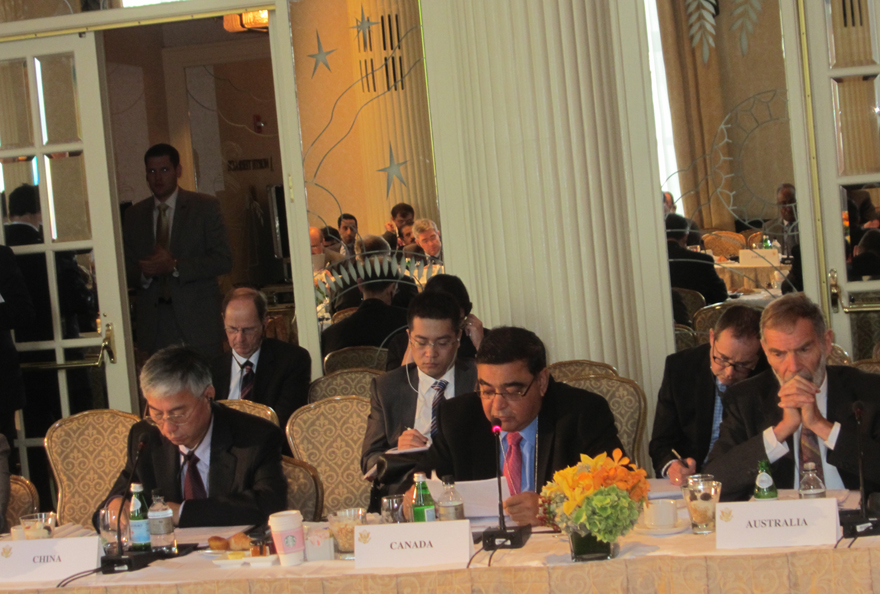 Parliamentary Secretary Deepak Obhrai Addresses Global Counterterrorism Forum
